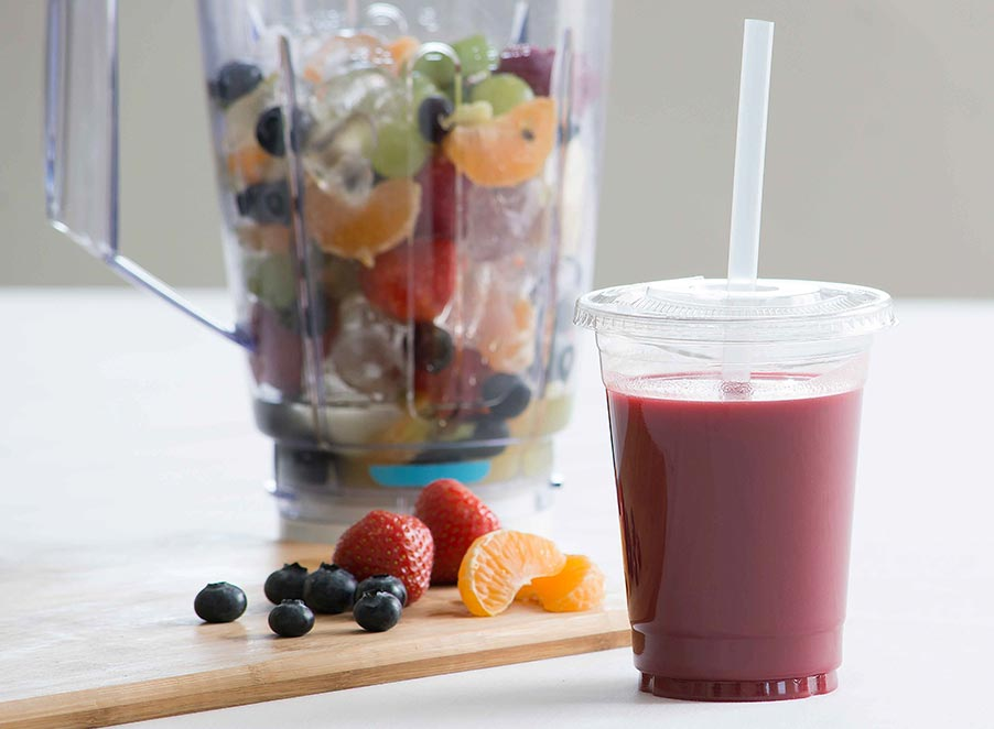 Perfect for Fruits & Smoothies
