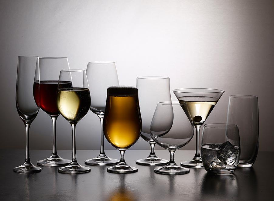 New 2017 Glassware Ranges