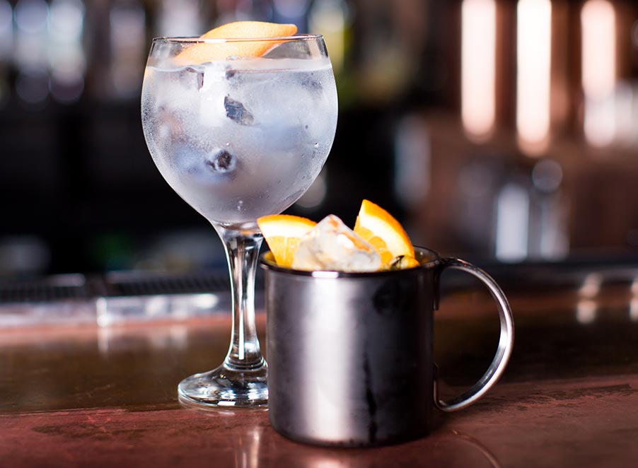 Drinkware for Gins and Specialities