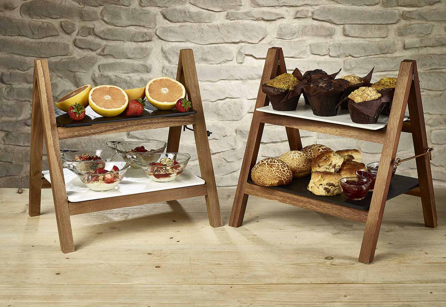 Step up For Buffet Display!