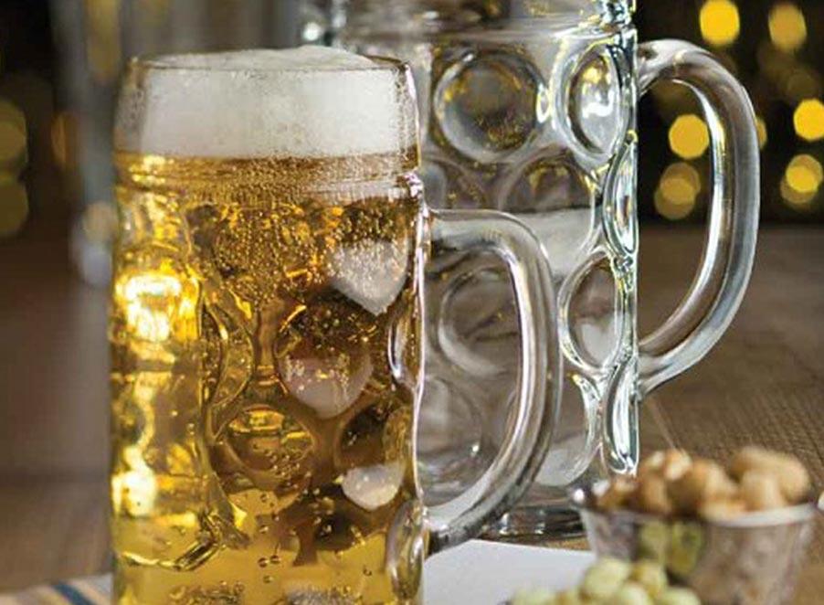 Beer & Lager Glasses