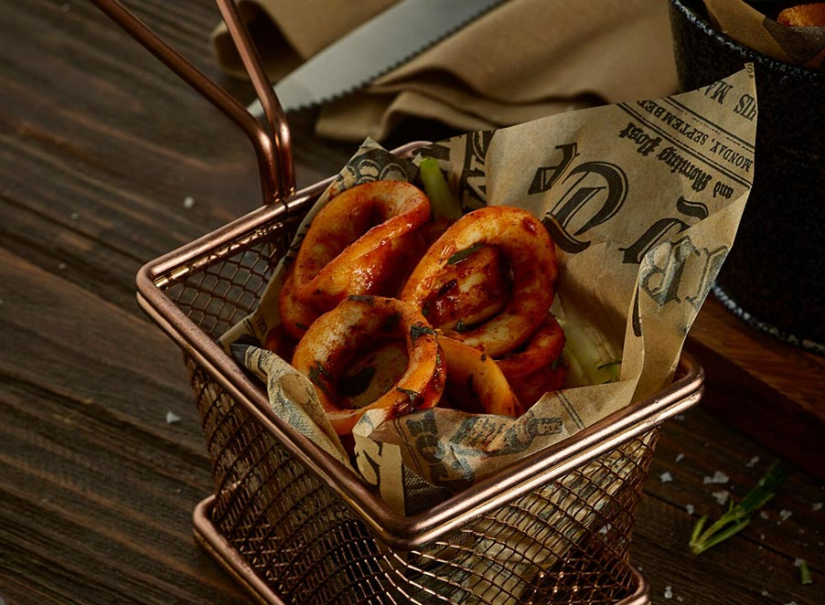 Mini Fry Baskets