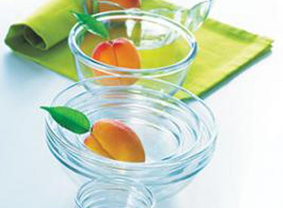 Salad Fruit & Mixing Bowls