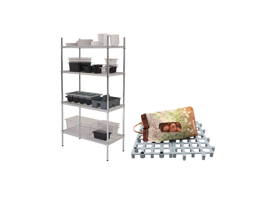 Shelving & Racking