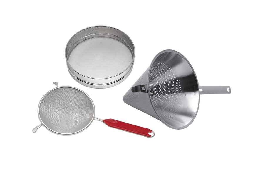 Strainers, Sieves & Funnels