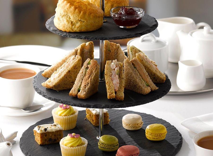 Tea & Cake Service