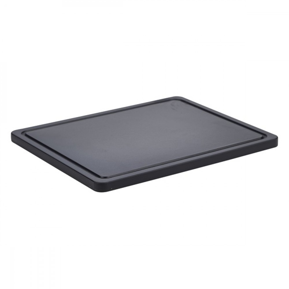 Berties Bar Board Black 32.5x26.5x1.4cm