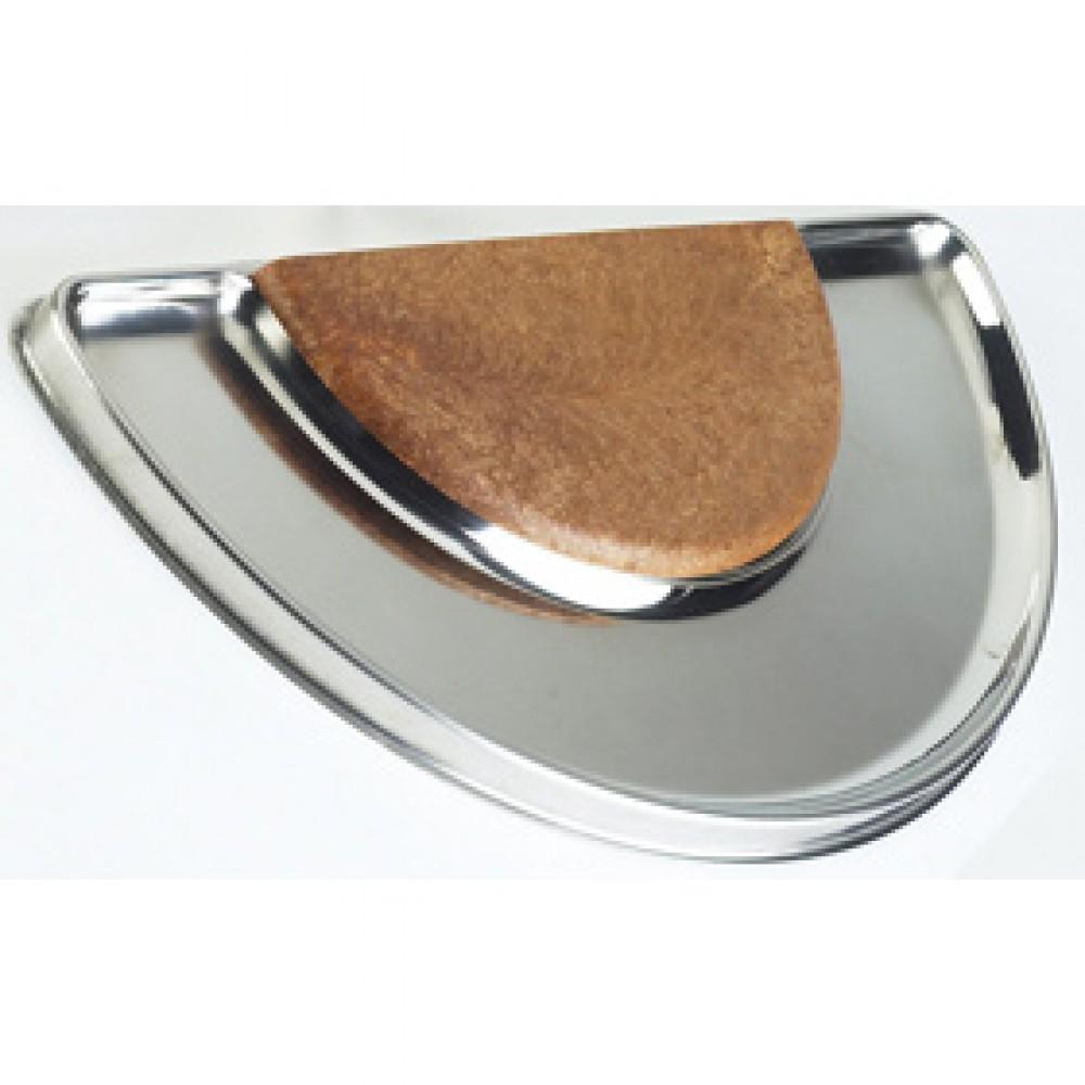 Berties Stainless Steel Bar Board 15x360x82mm