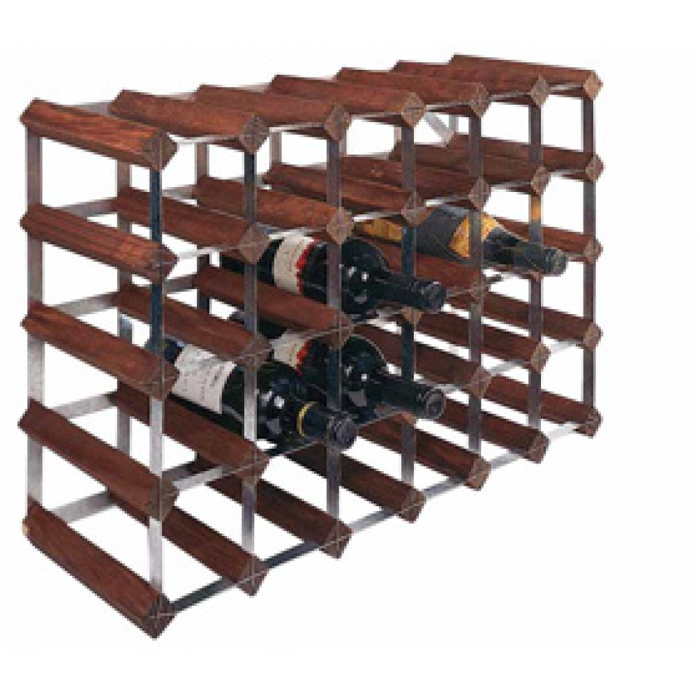 Berties Wine Bottle Rack holds 12 bottles