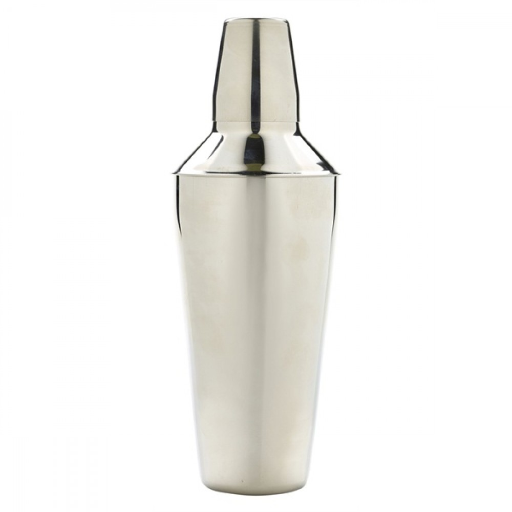 Genware Cocktail Shaker No1 75cl/26.4oz