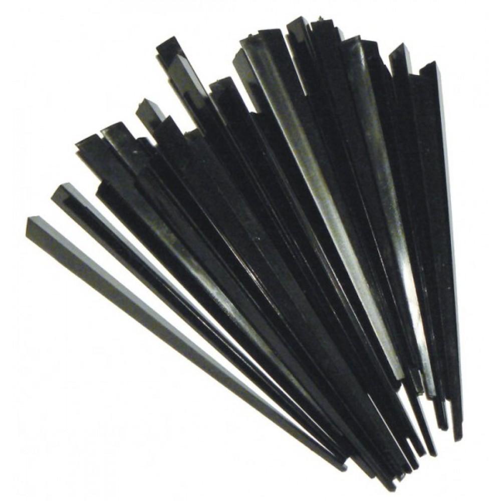 "Berties Prism picks 3.5"" Black"