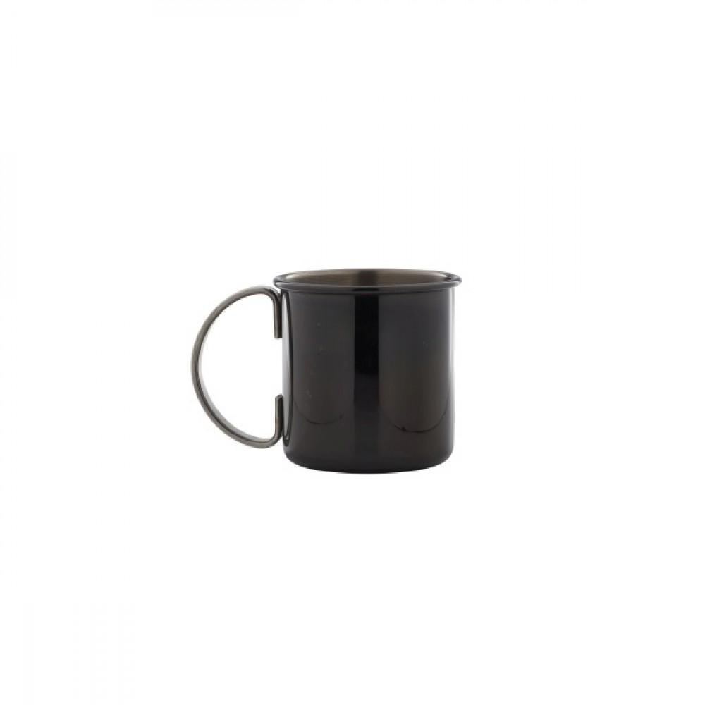 Berties Gun Metal Straight Mug 50cl/17.5oz