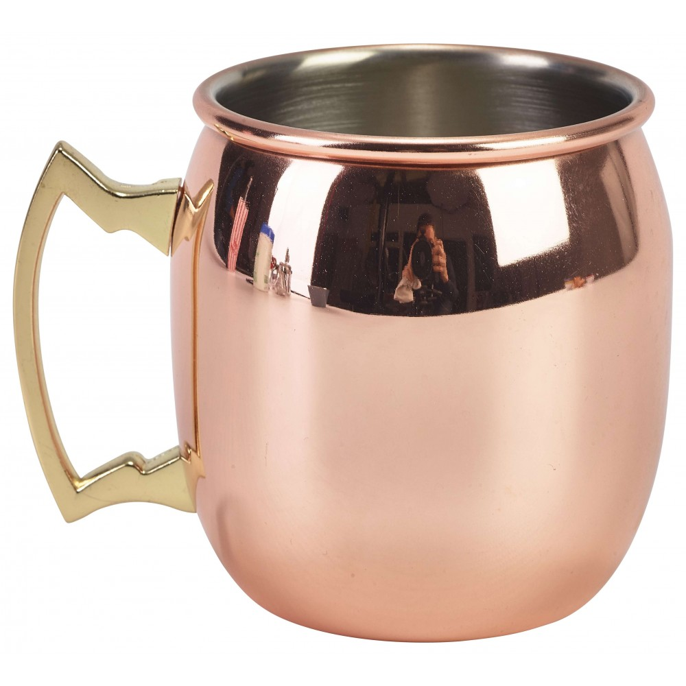 Berties Copper Barrel Mug 40cl/14oz
