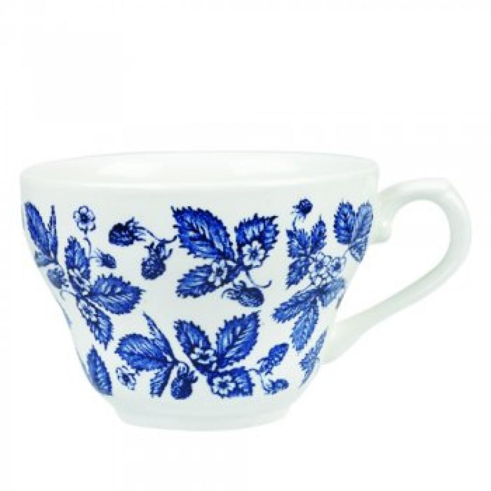 Churchill Vintage Georgian Teacup Blue Bramble 20cl/7oz