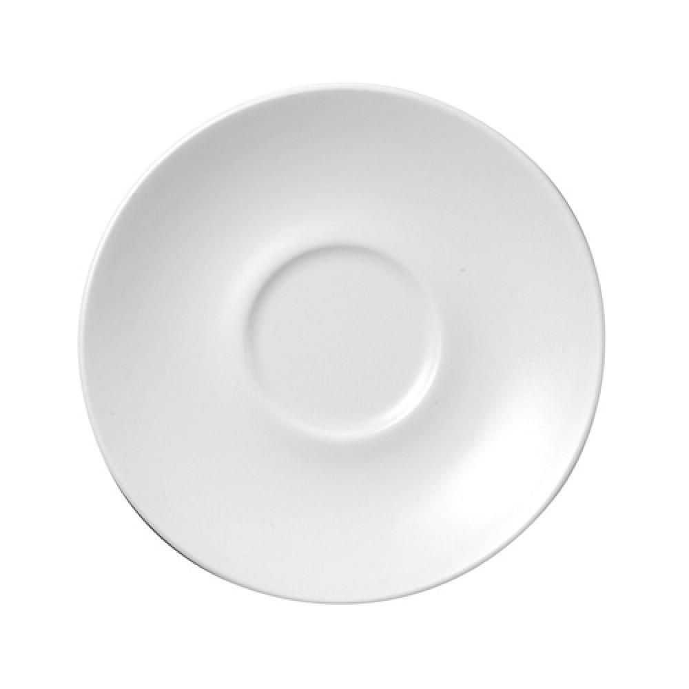 "Churchill Vintage Georgian Saucer White 14.1cm/5.5"""