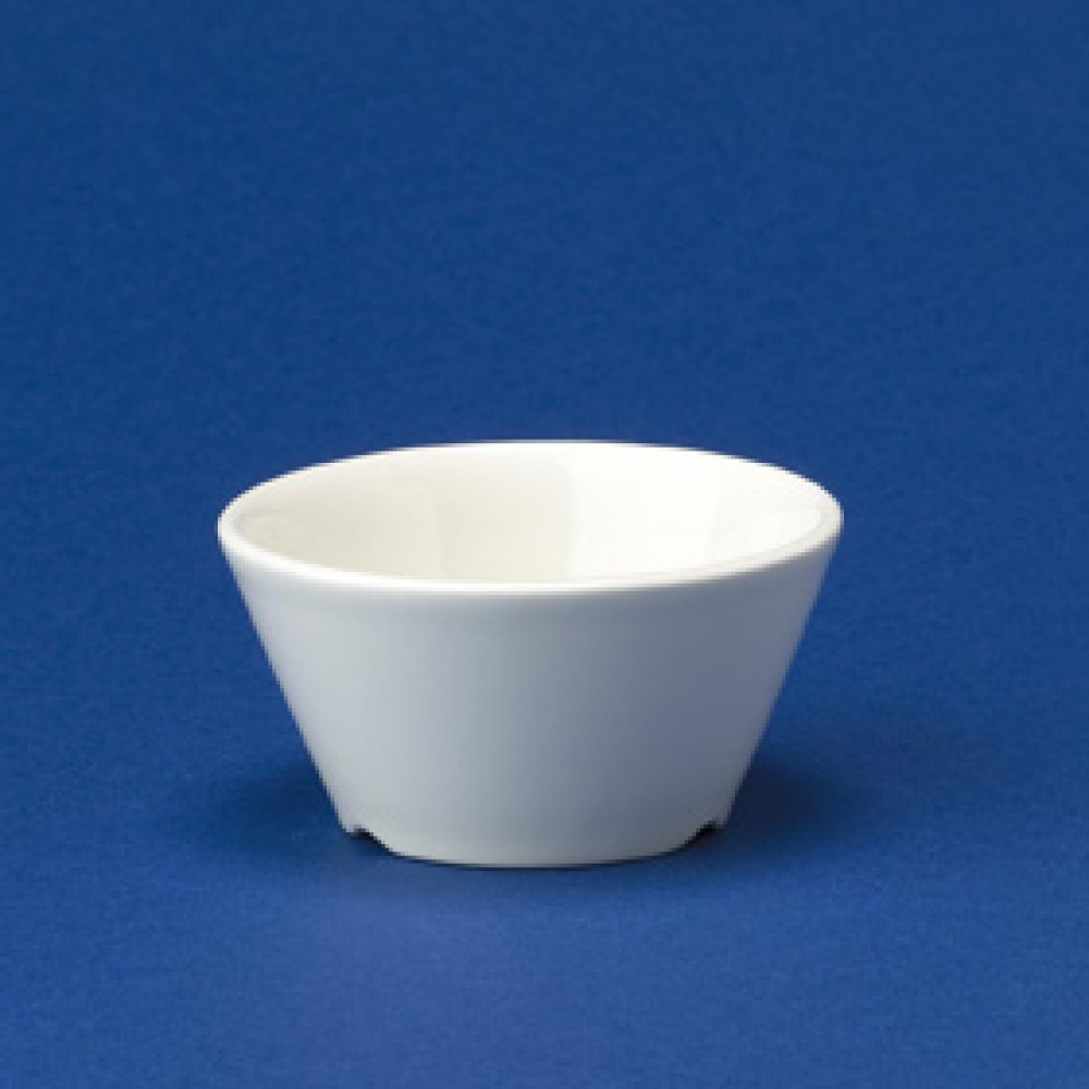 Churchill X Squared Sauce Dish White 8.5cl/3oz
