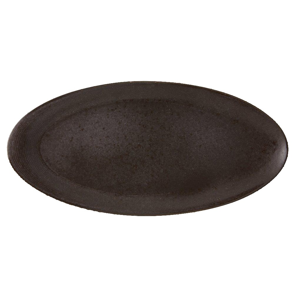 "Casa Alegre Oval Platter Bronze 48.9x23.6cm-19.25x9.3"""