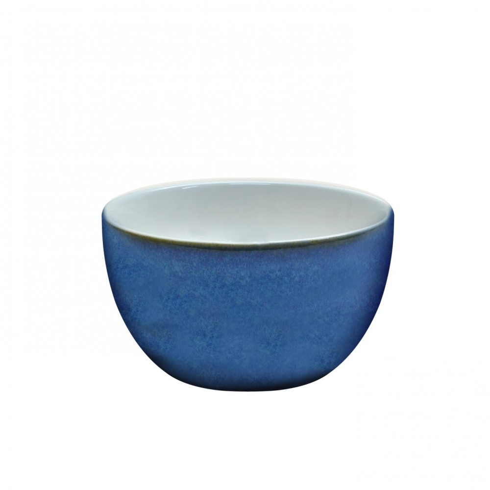 Sango Java Sugar Bowl Horizon Blue 11cm-4.3""