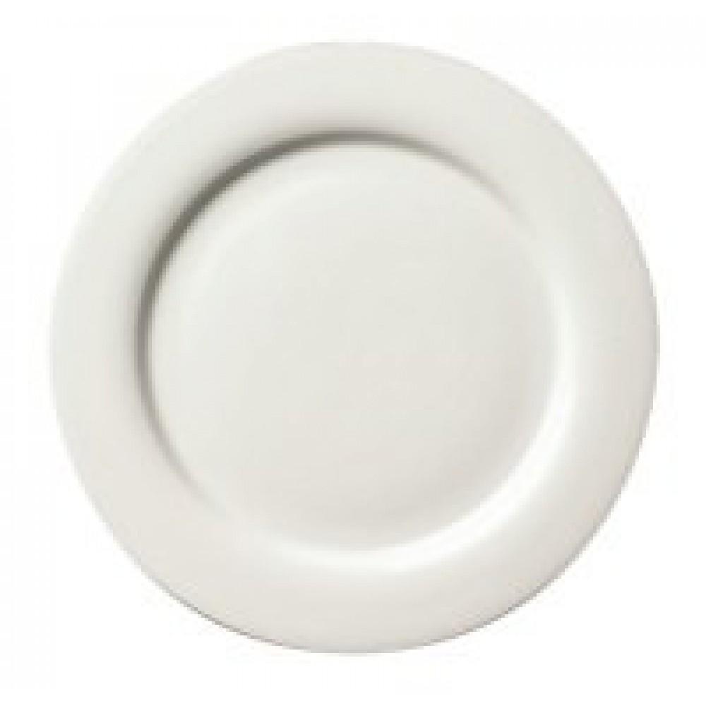 "Genware Fine China Classic Plate 16cm/6.25"""