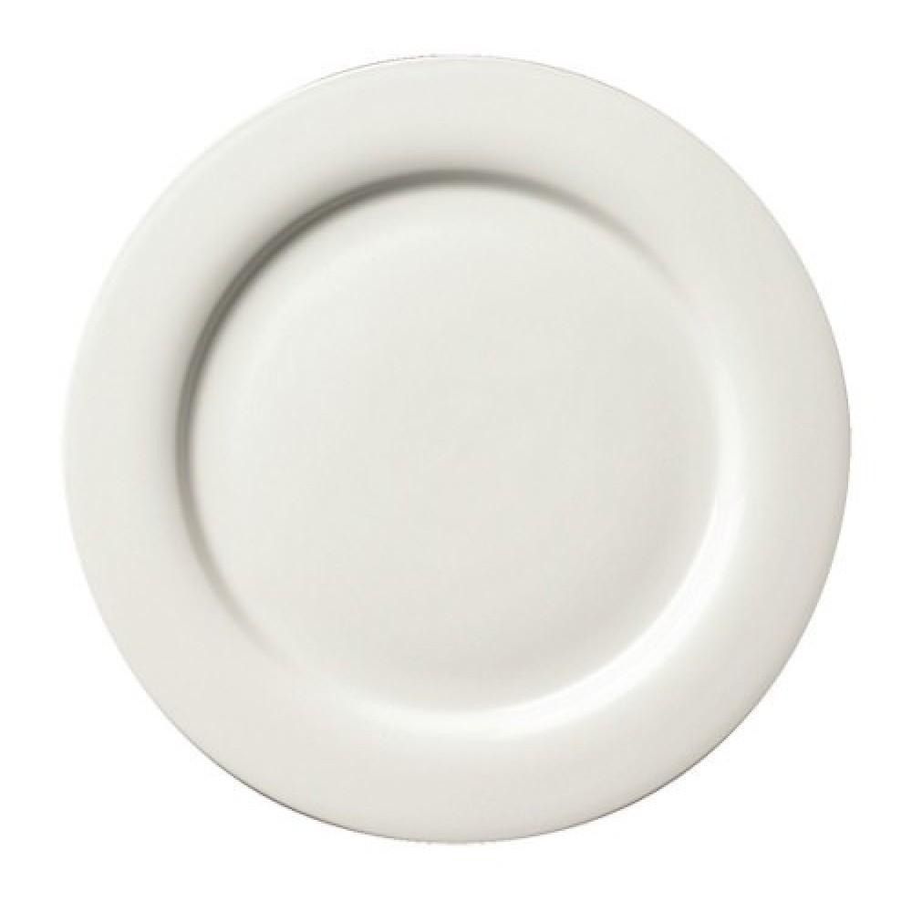 "Genware Fine China Classic Plate 21cm/8.25"""
