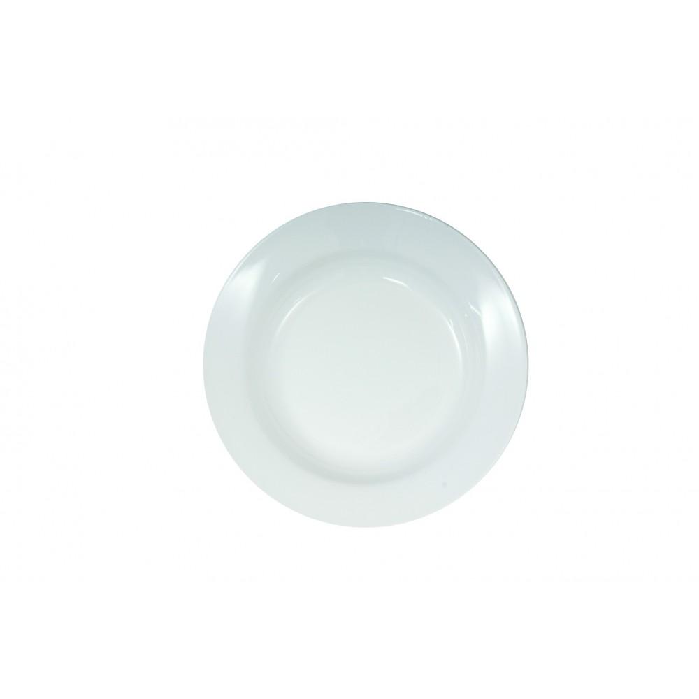 """Genware Fine China Pasta Bowl 23cm/9"""""""