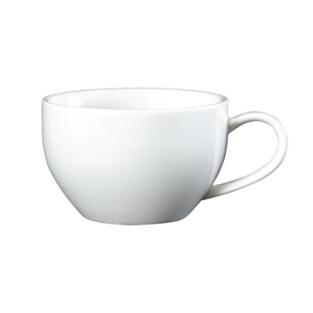 Genware Fine China Bowl Shaped Cup 20cl/7oz