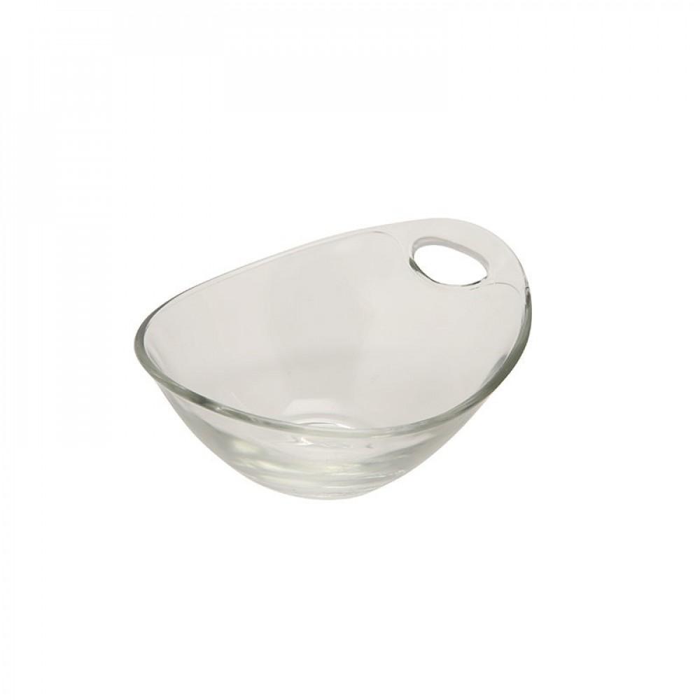 """Berties Glass Handled Bowl 10.2cm/4"""""""