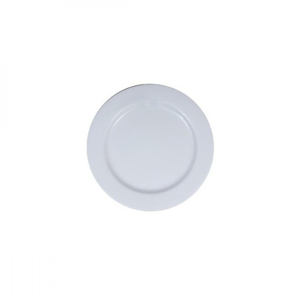 """Genware Melamine Dinner Plate 17.8cm/7"""""""