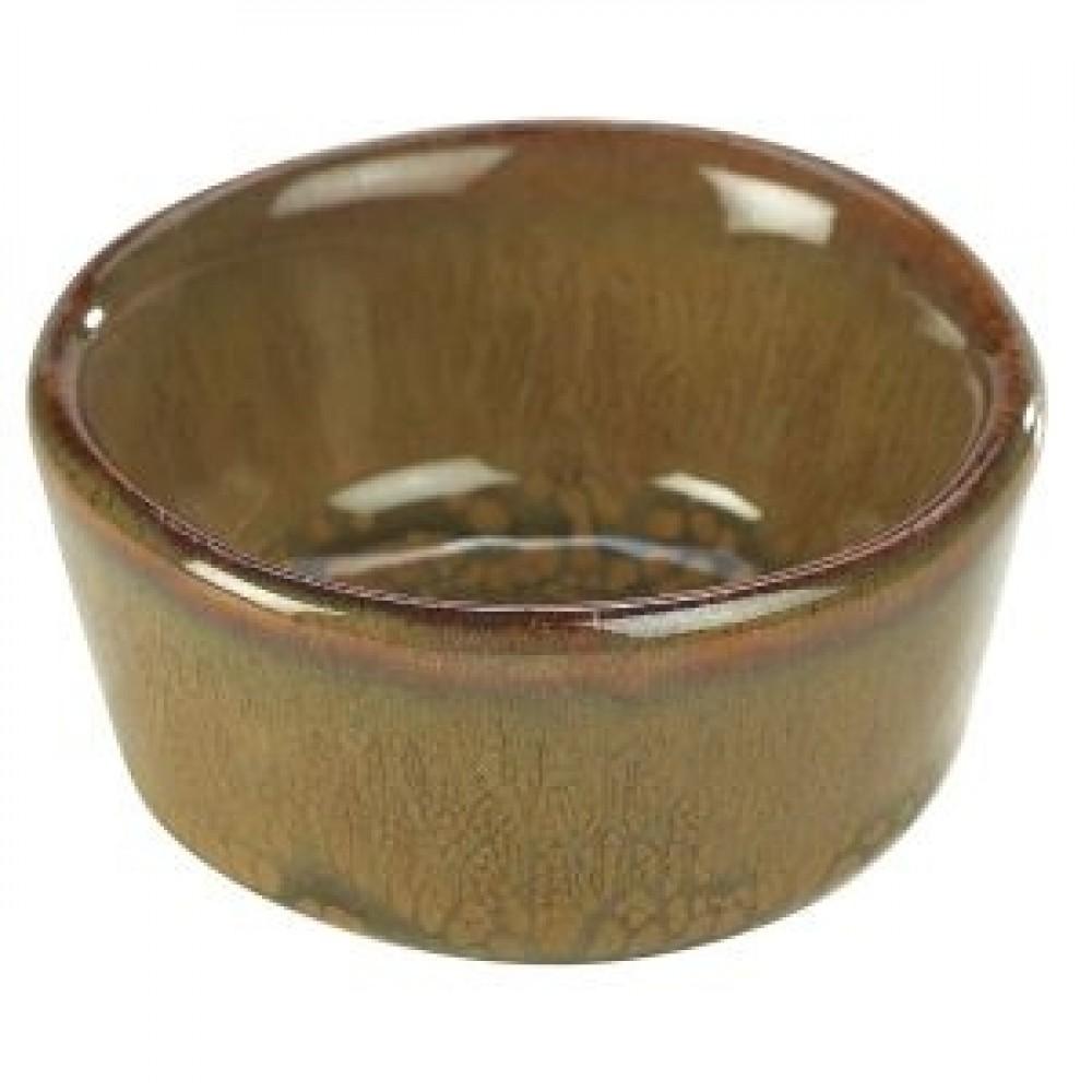 Terra Stoneware Ramekin Brown 4.5cl-1.5oz