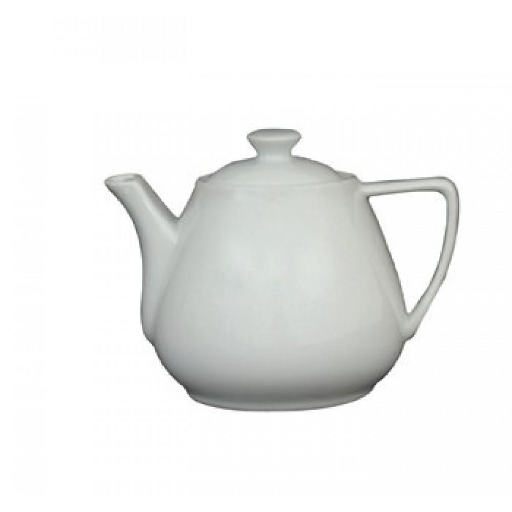 Genware Contemporary Teapot 45cl/16oz