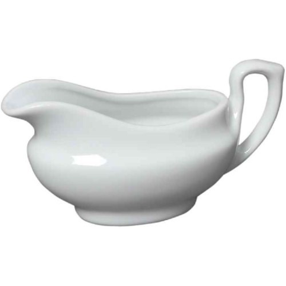 Genware Traditional Sauce Boat 14cl-5oz