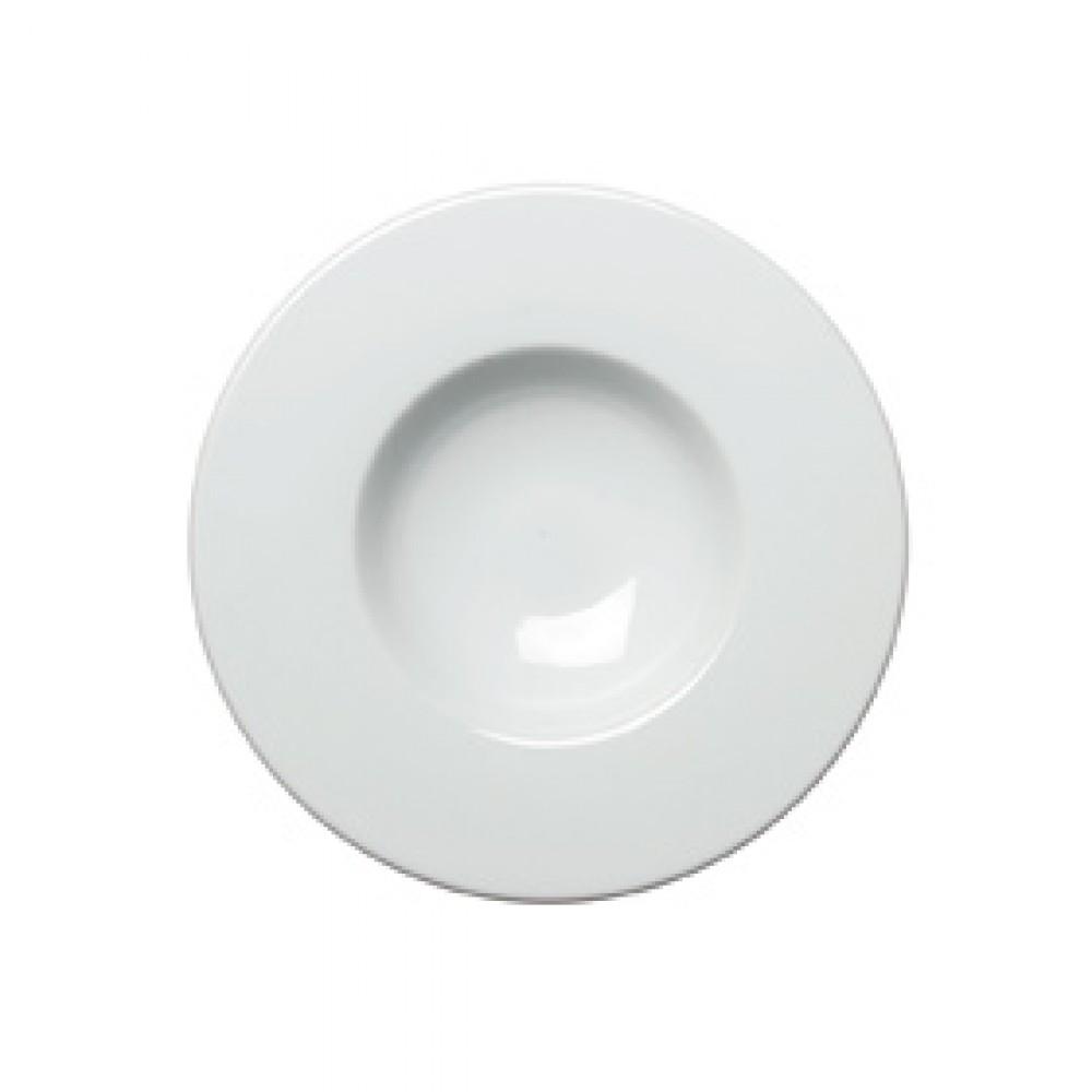 "Genware Wide Rimmed Pasta Dish 30cm/12"""