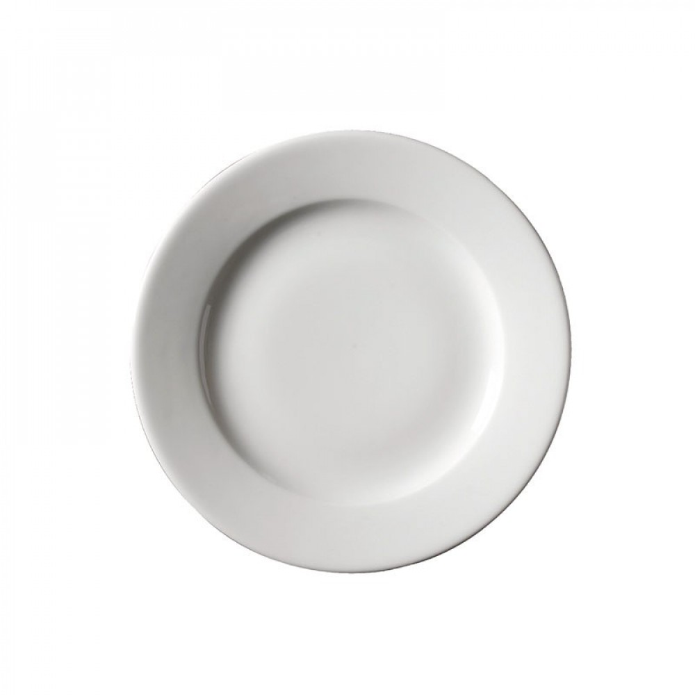 """Genware Classic Winged Plate 27cm/10.6"""""""