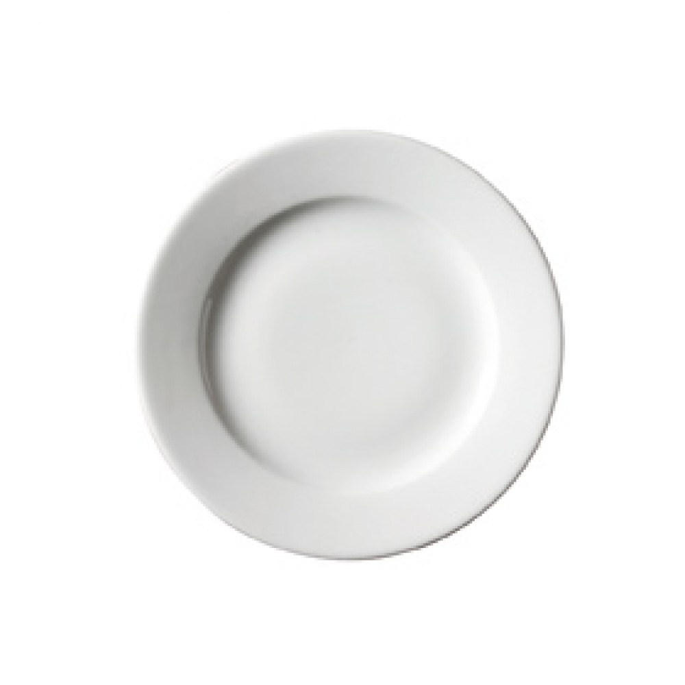 """Genware Classic Winged Plate 21cm/8.25"""""""