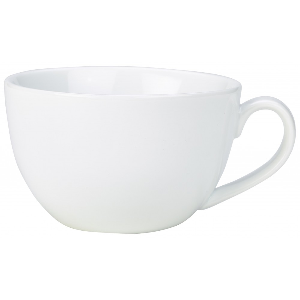 Genware Bowl Shaped Cup 23cl/8oz