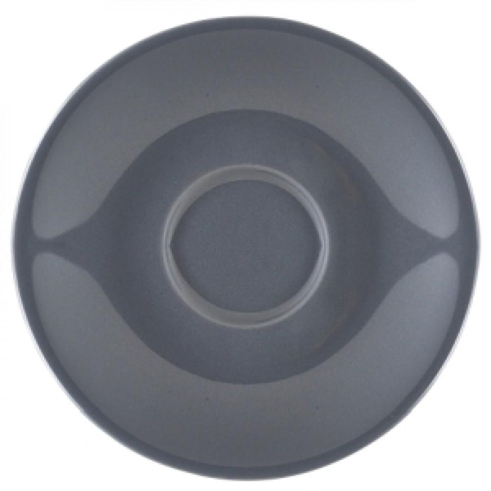 """Genware Saucer Grey 16cm-6.3"""""""