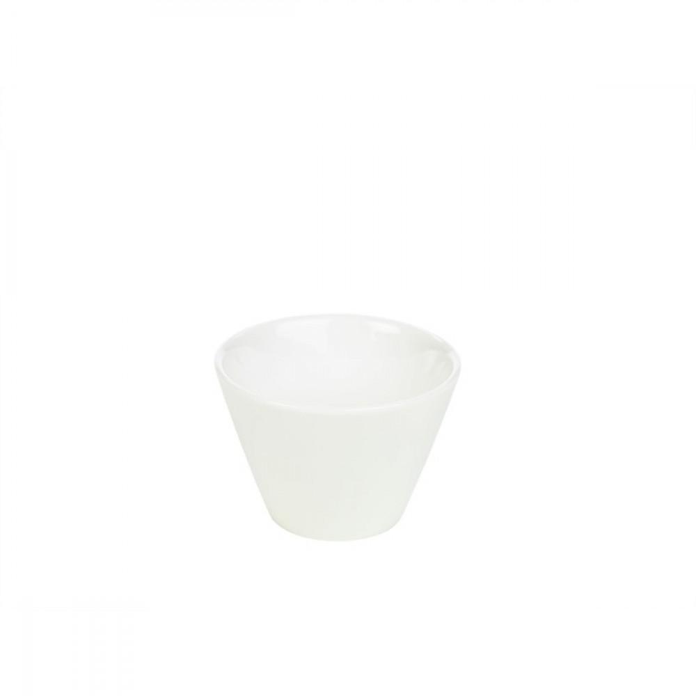 "Genware Conical Bowl 9.5cm/3.75"""