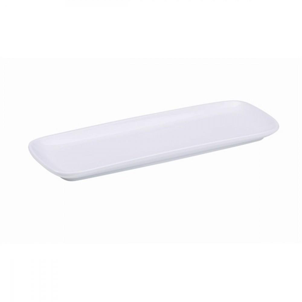 Genware Ellipse Platter 27x10cm