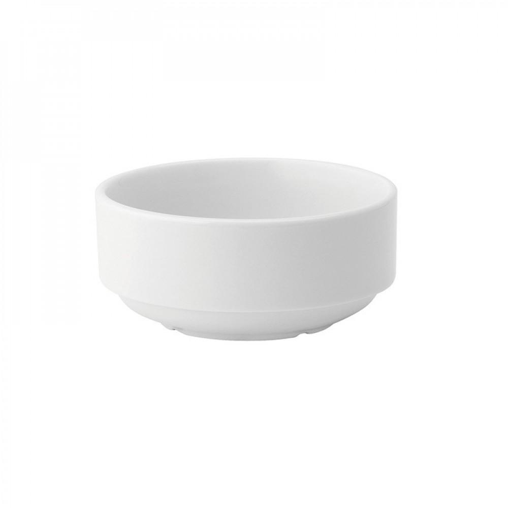 Utopia Pure White Stacking Soup Bowl 28cl/10oz