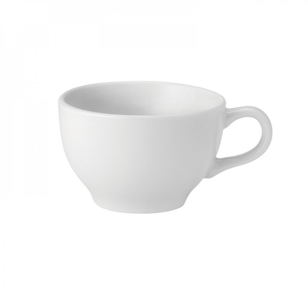 Utopia Pure White Cappuccino Cup 34cl/12oz