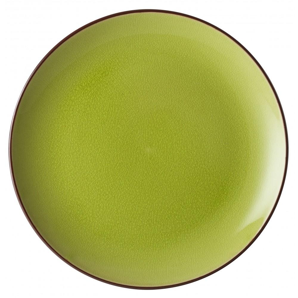 """Utopia Soho Verdi Coupe Plate 25cm-10"""""""