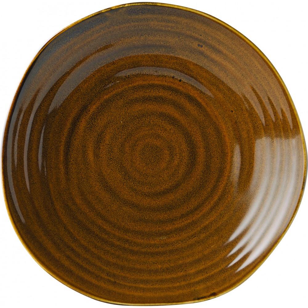 "Utopia Tribeca Malt Plate 21cm-8.25"""