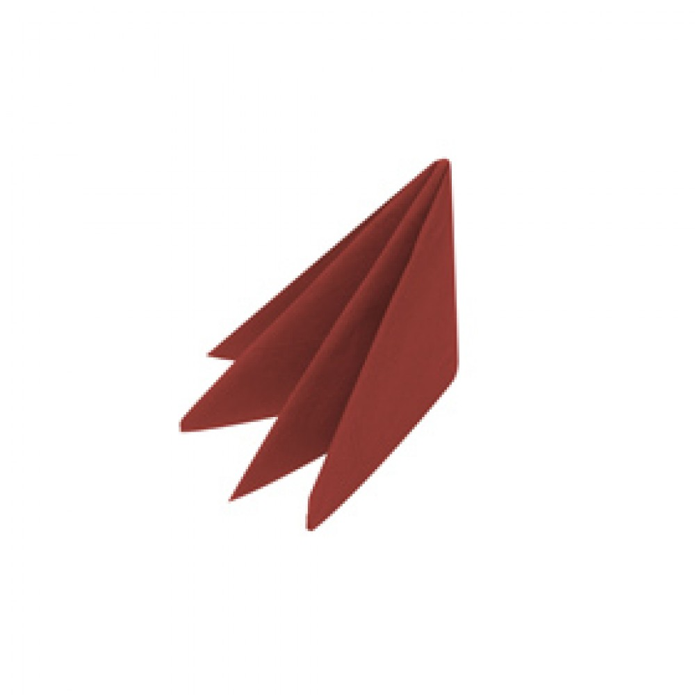 Swantex Red Dinner Napkin 2 ply 40cm