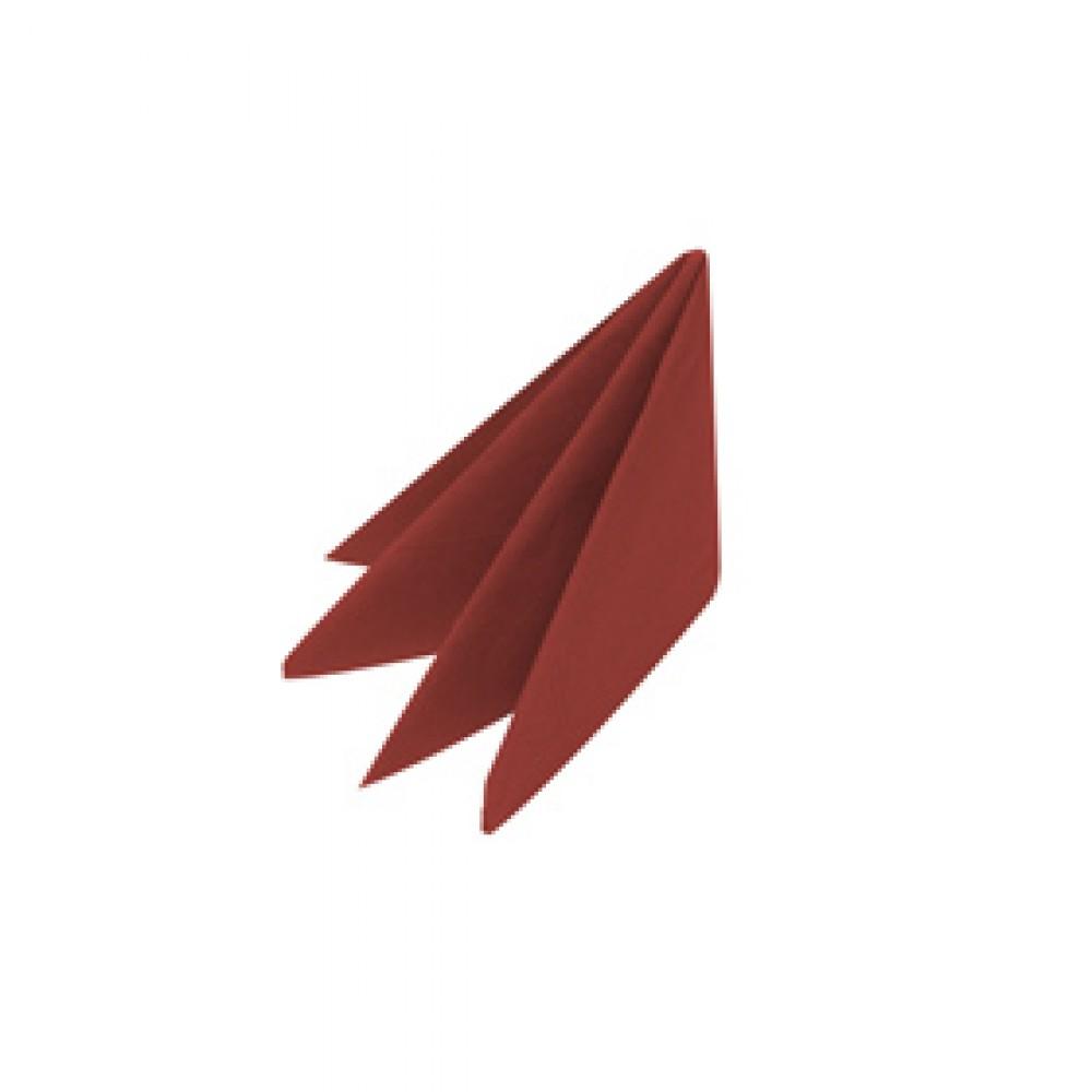 Swantex Red Dinner Napkin 3 ply 40cm