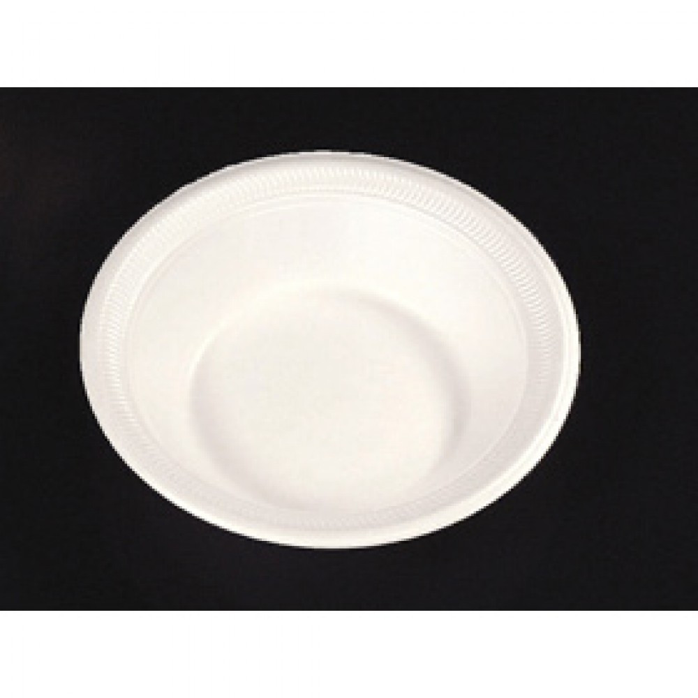 Berties White EPS Foam Bowl 8oz