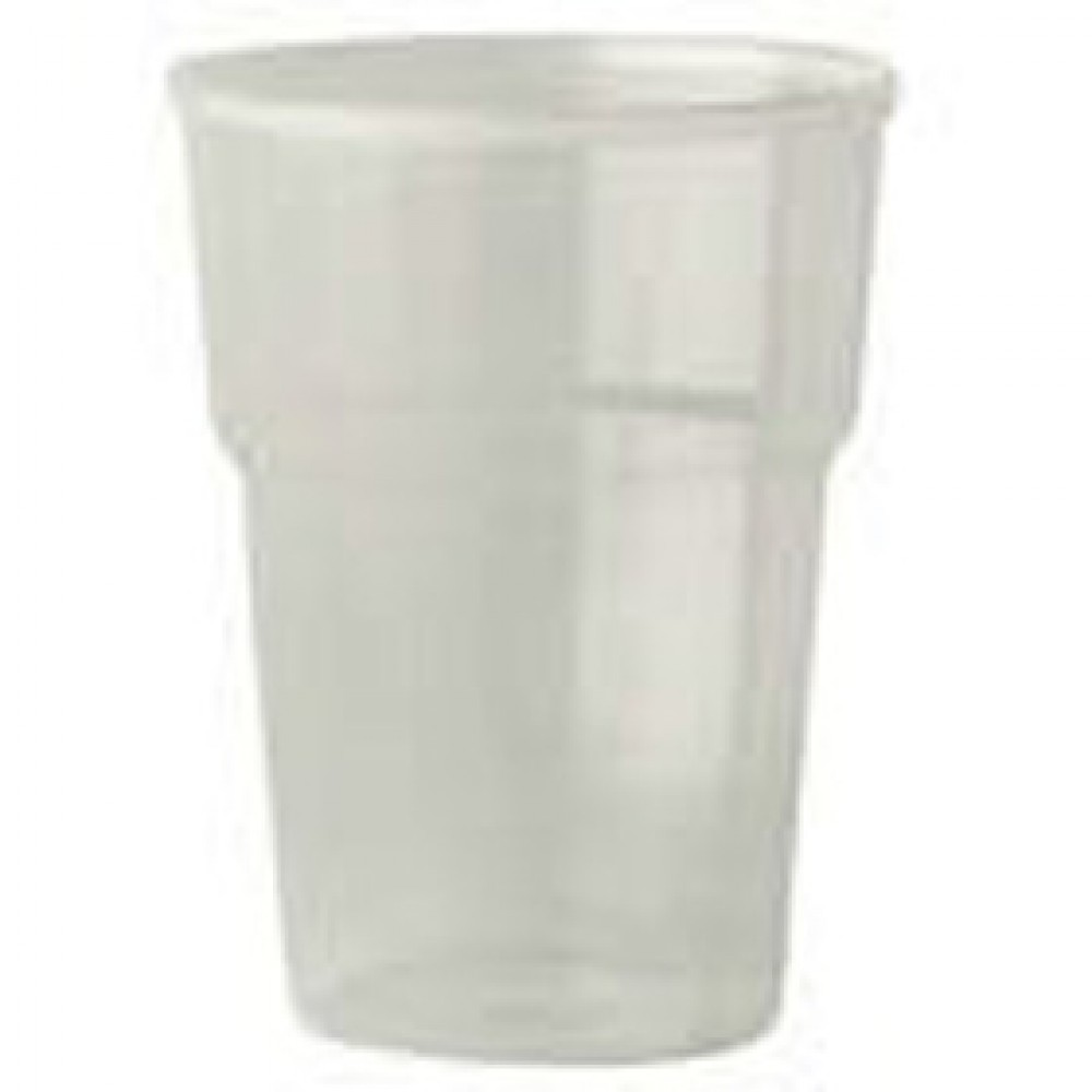 Katerglass Disposable Beer Glasses 22oz Ce Marked 20oz