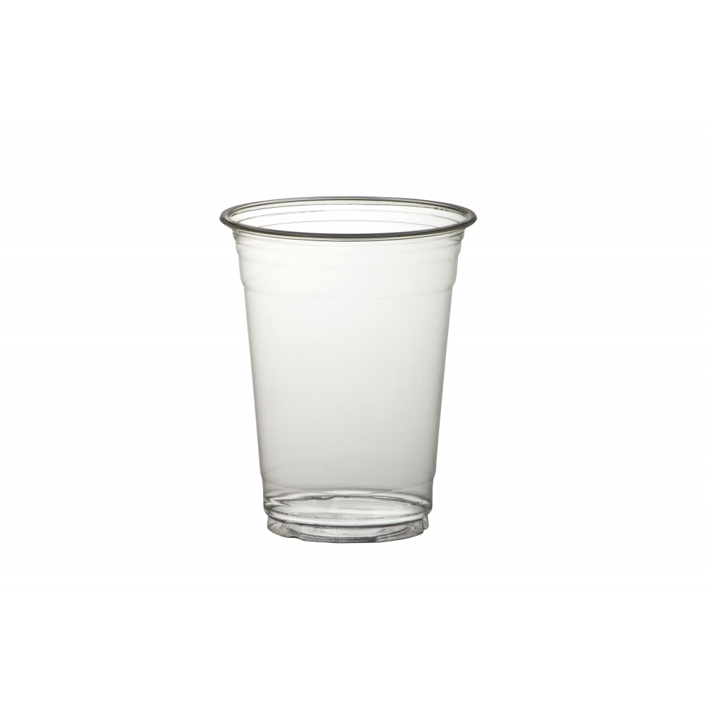 Berties Clear Smoothie Cup Plastic 12oz