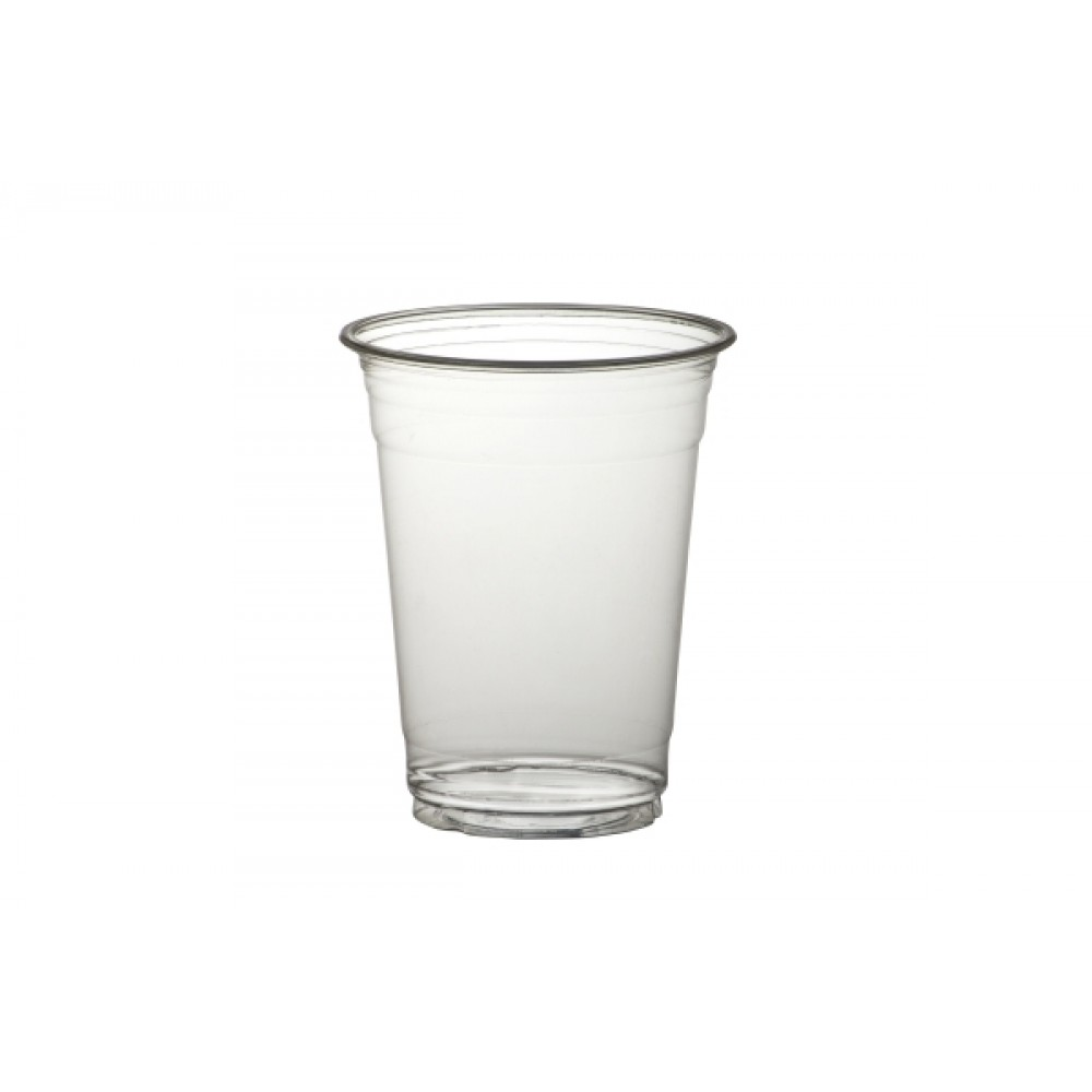 Berties Clear Smoothie Cup Plastic 16oz