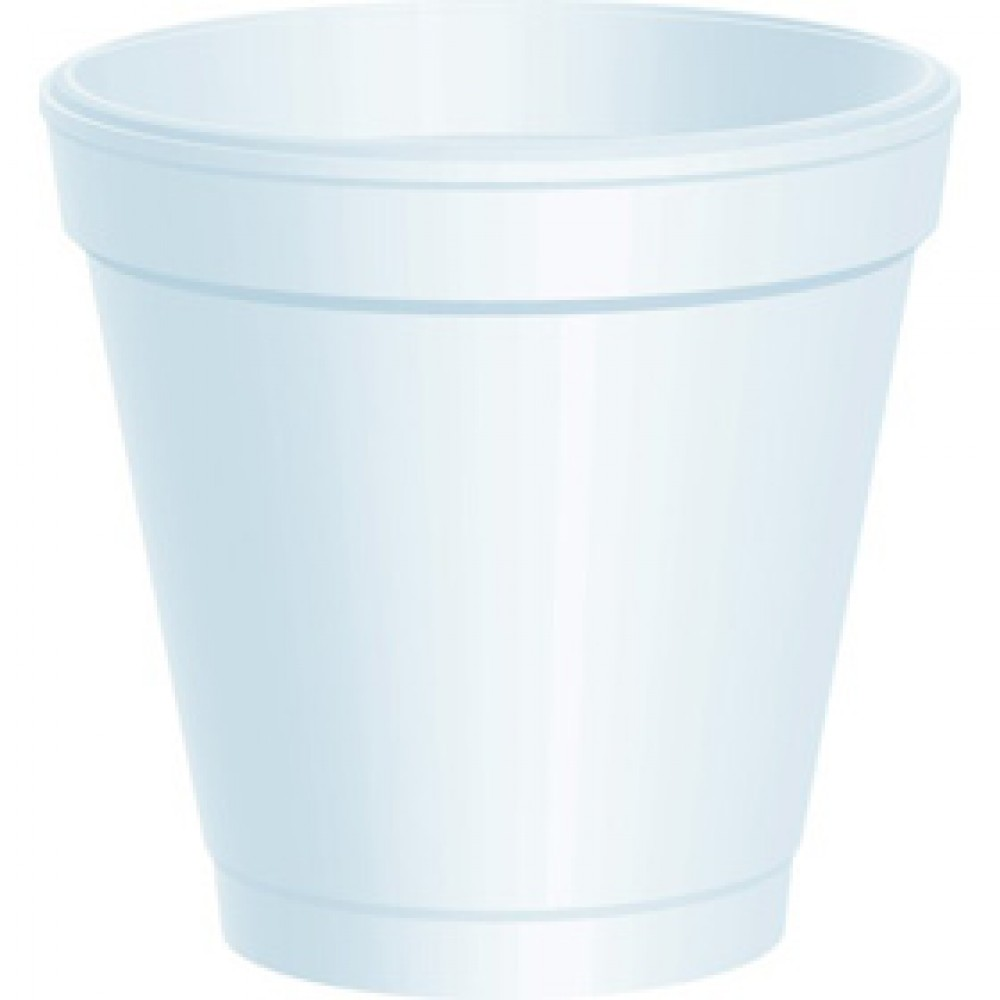 Berties EPS Cup White 11cl/4oz