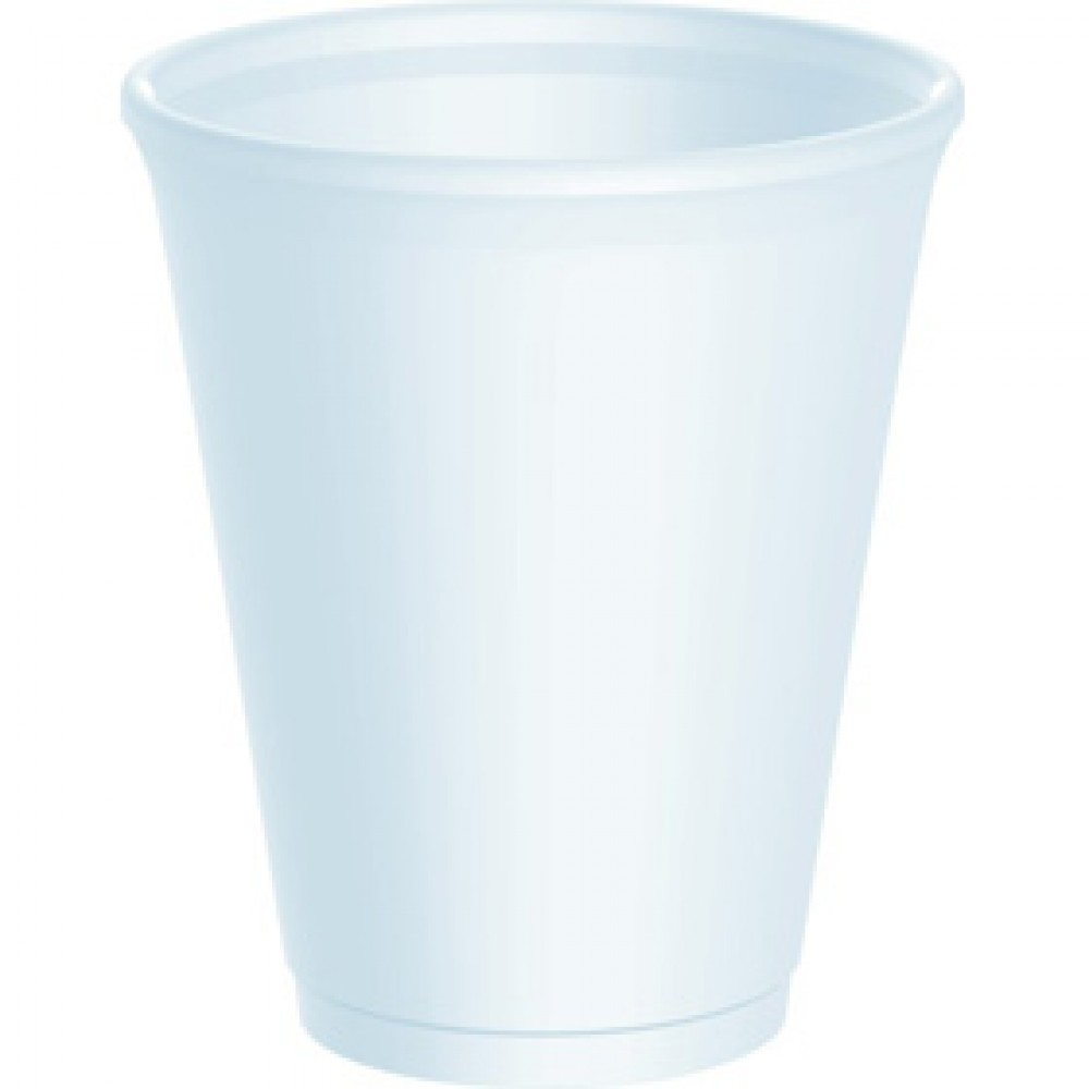 Berties EPS Cup White 20cl/7oz